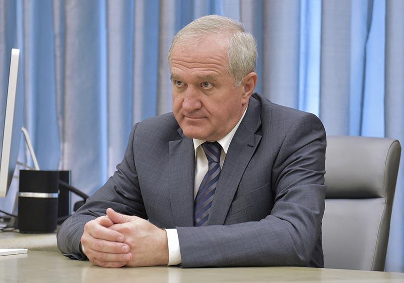 Новый руководитель Федеральной таможенной службы (ФТС) Владимир Булавин