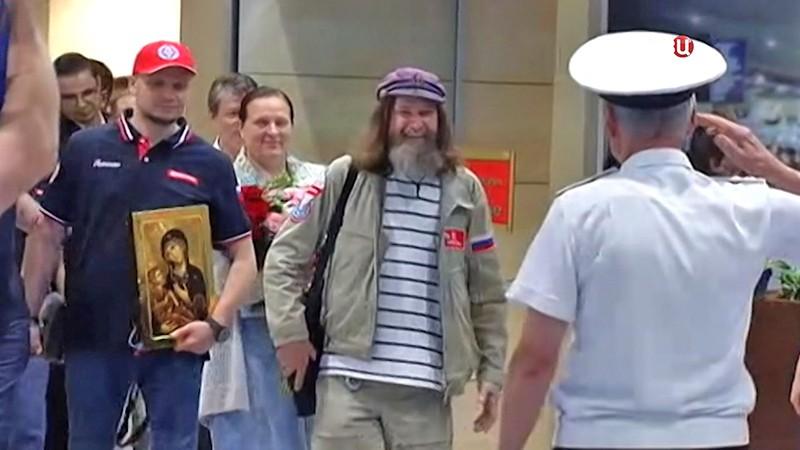 Путешественник Фёдор Конюхов