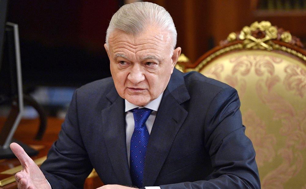 Губернатор Рязанской области Олег Ковалев