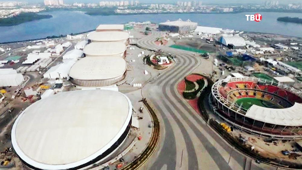 Стадионы в Рио-де-Жанейро
