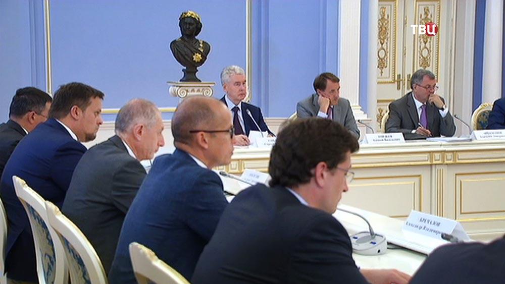 Заседание президиума совета при президенте по стратегическому развитию и приоритетным проектам