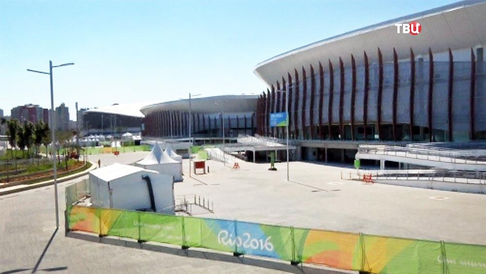 Олимпийские игры в Рио-де-Жанейро