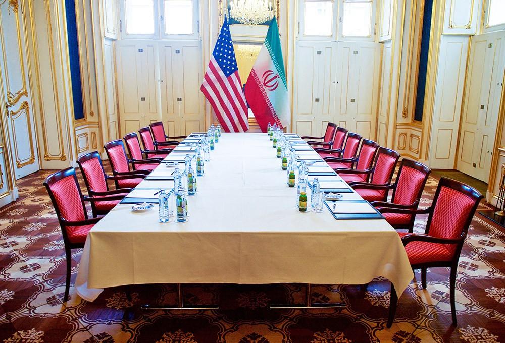 Переговоры США и Ирана