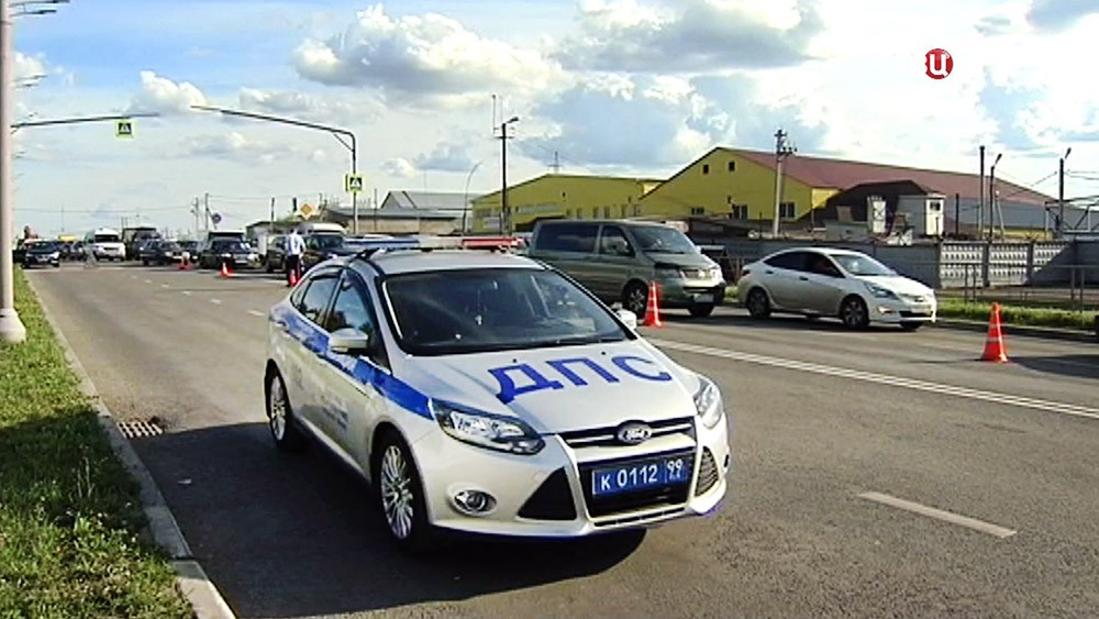 Автомобиль ДПС