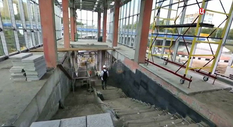 Реконструкция МКЖД