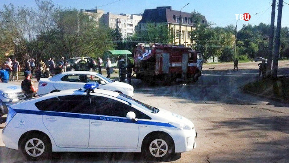 Полиция ЛНР