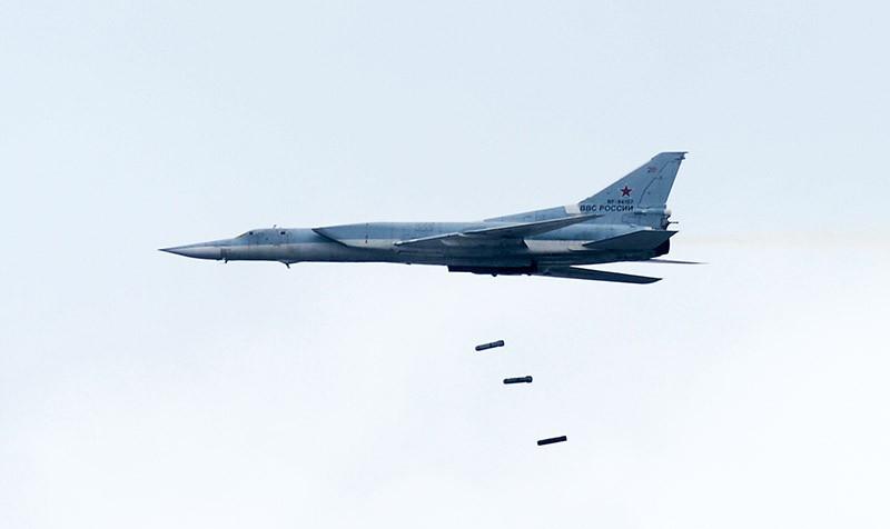 Дальний сверхзвуковой бомбардировщик-ракетоносец Ту-22
