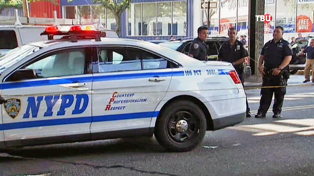 Полиция Нью-Йорка