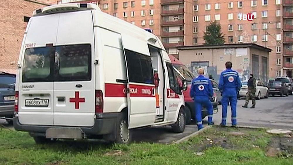 Скорая помощь в Санкт-Петербурге
