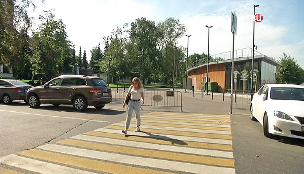 "Въезд в парку ""Музеон"""