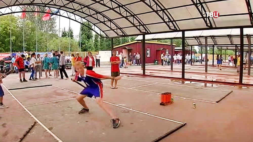 Городошный спорт