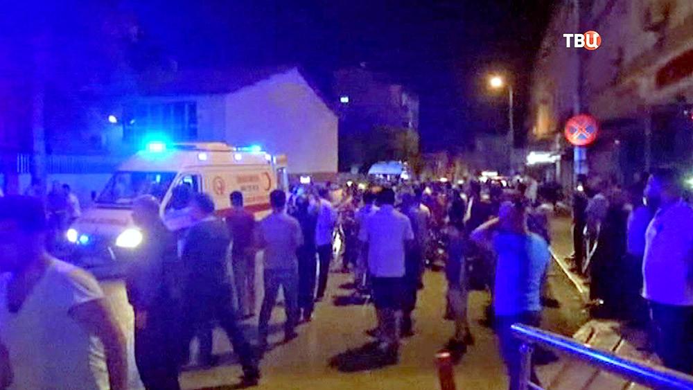 Последствия теракта в Турции