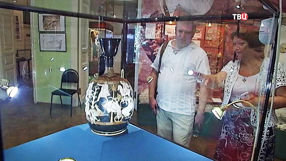 Археологический музей в Крыму