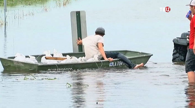 Наводнение в США