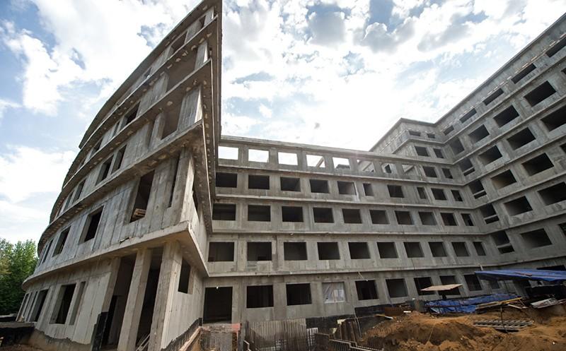 Строительство нового Перинатального центра ГКБ №67