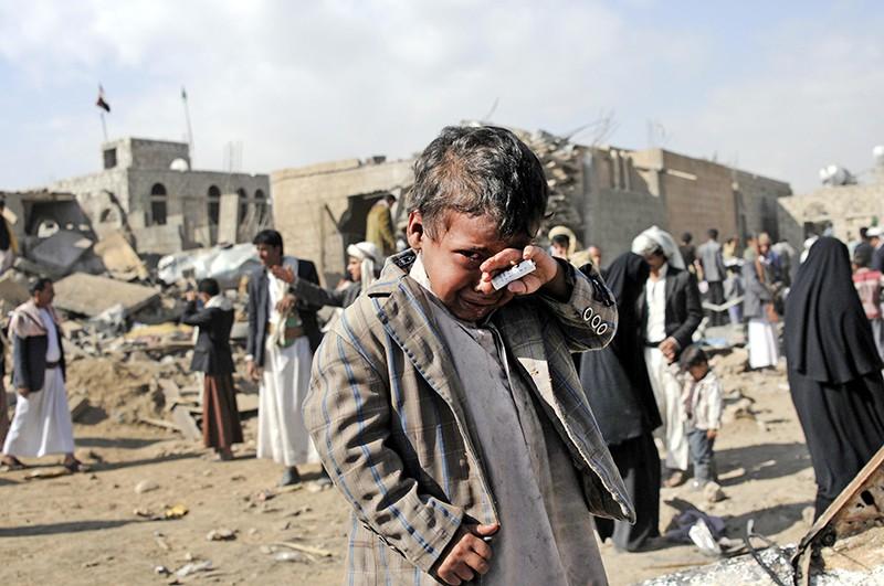 Последствия теракта в Йемене
