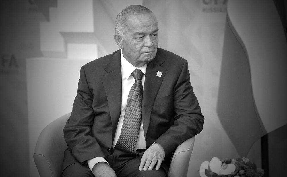 Президент республики Узбекистан Ислам Каримов