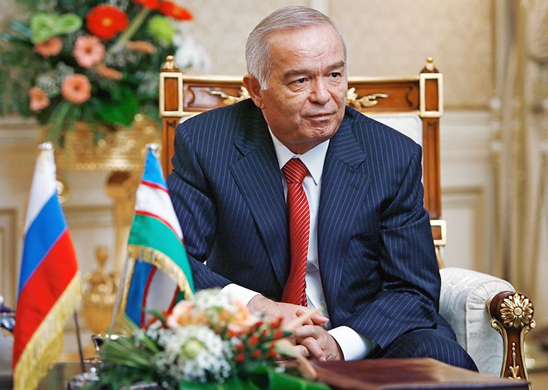 Президент Узбекистана Ислам Каримов