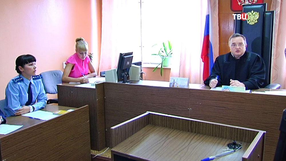 Суд по делу избиения врача в больнице Орехово-Зуева