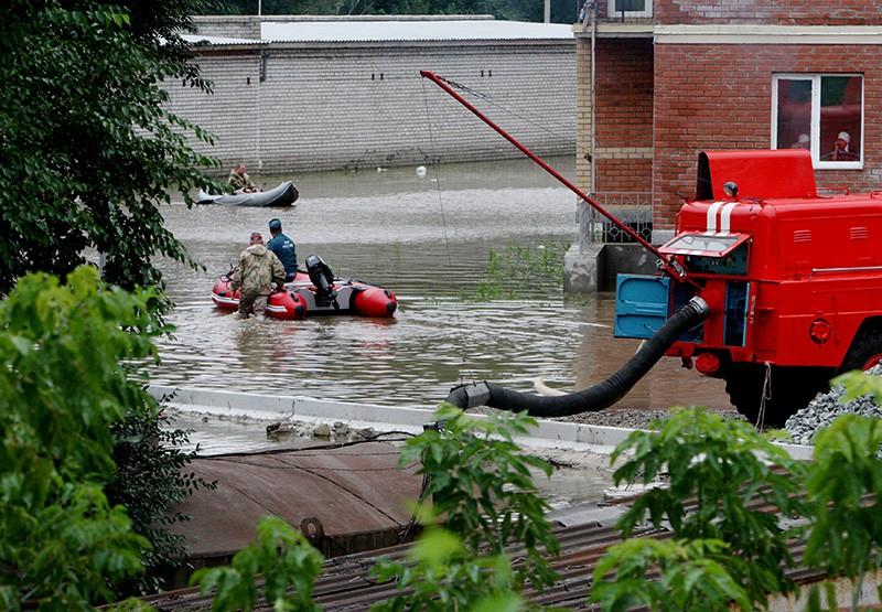"Последствия тайфуна ""Лайонрок"" в Приморье"
