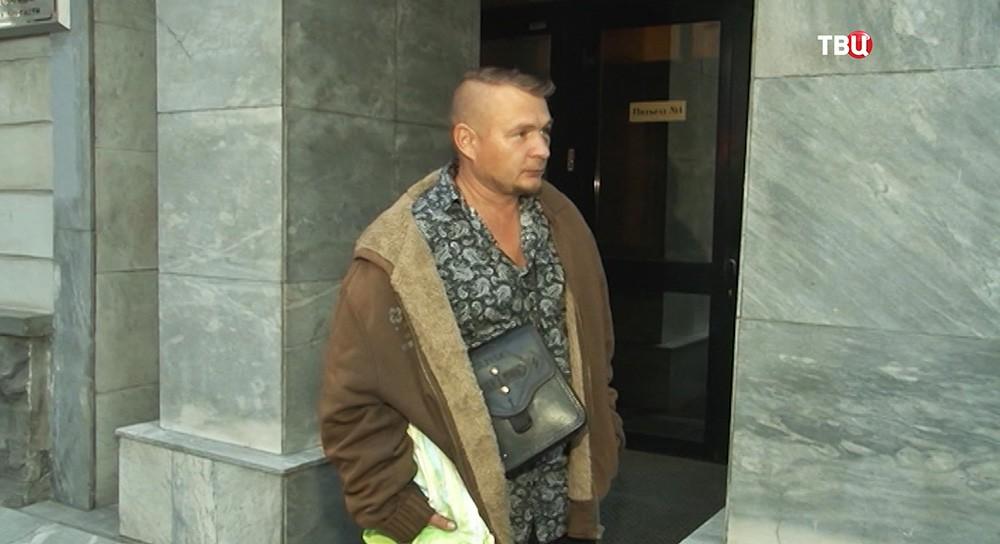 Олег Шишов, участник вооружённого конфликта в Екатеринбурге
