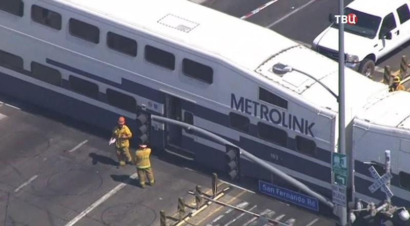 Крушение поезда
