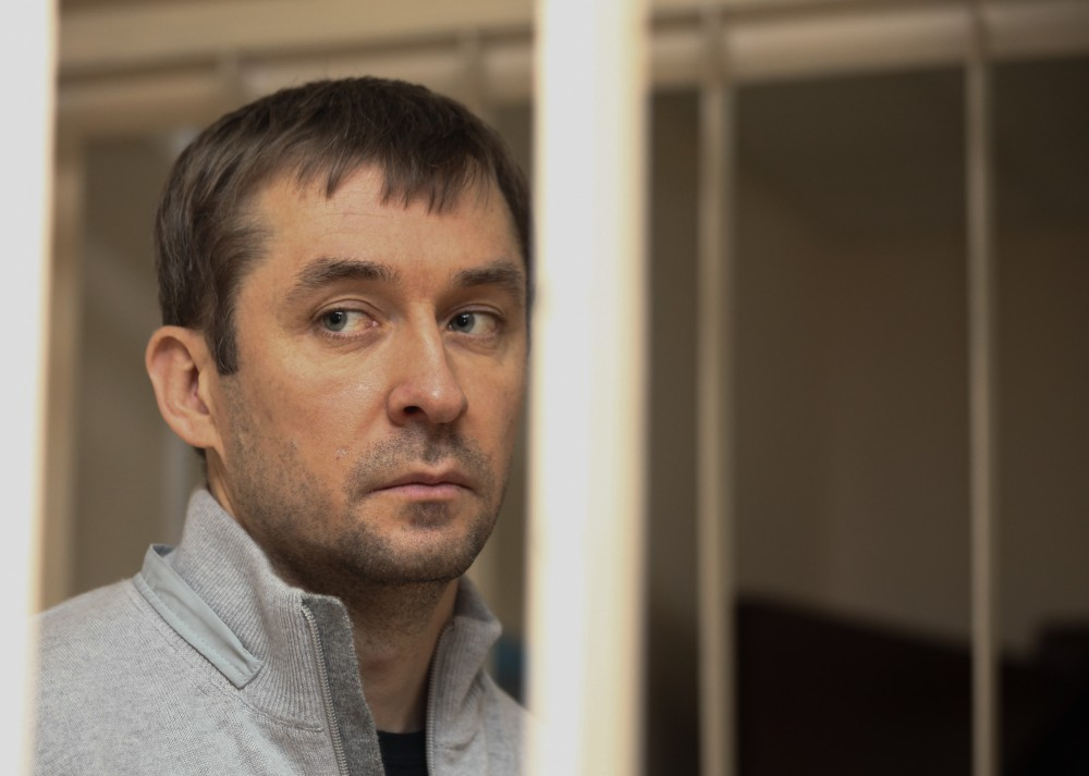 полковник захарченко дмитрий фото