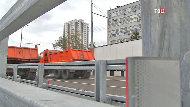 Открытие движения по винчестерному тоннелю на пересечении улиц Народного Ополчения и Берзарина