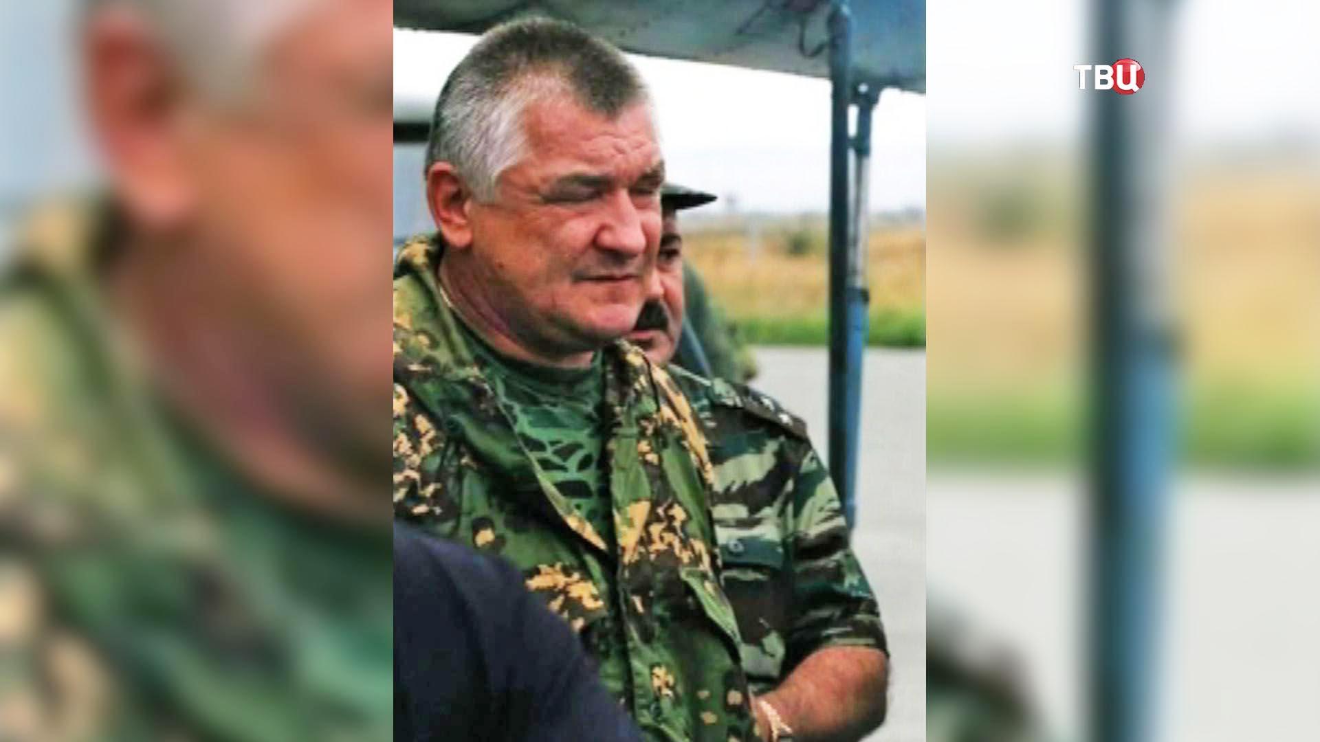 """Бывший командир спецподразделения """"Альфа"""" Юрий Торшин"""