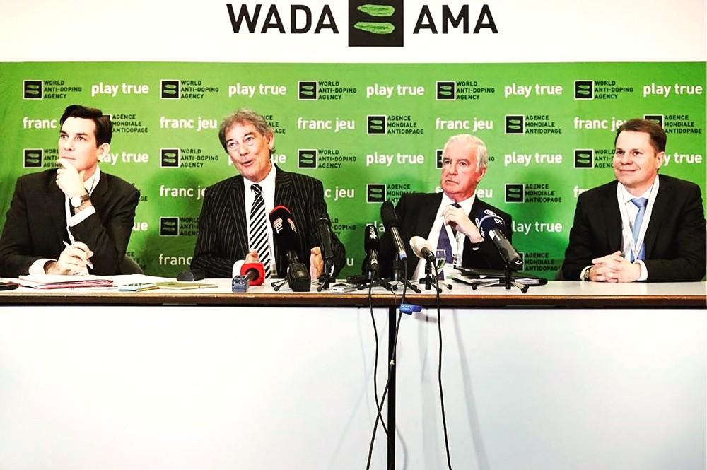 Заседание WADA