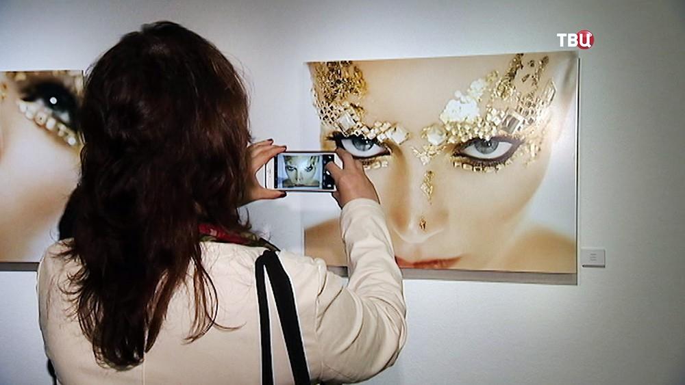 Выставка работ Антонио Бандераса
