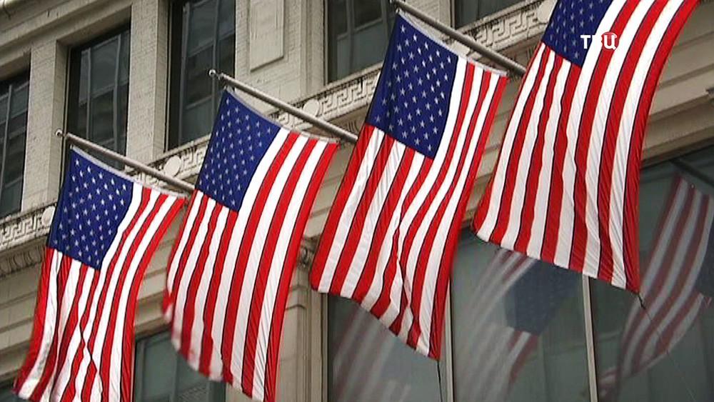 Флаги США