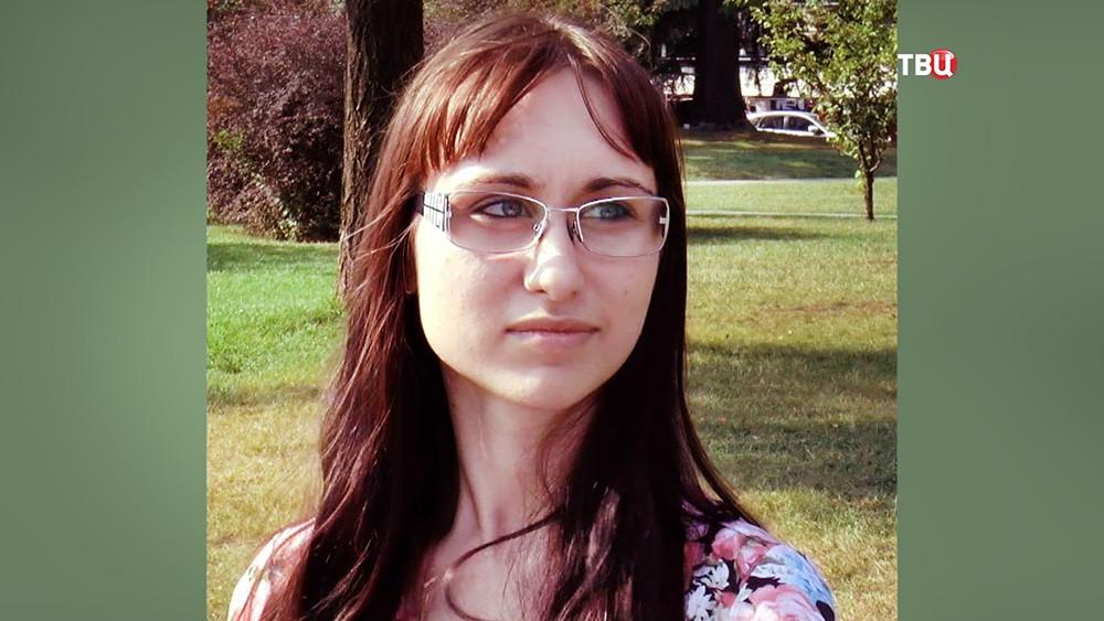 Журналистка Оксана Сазонова