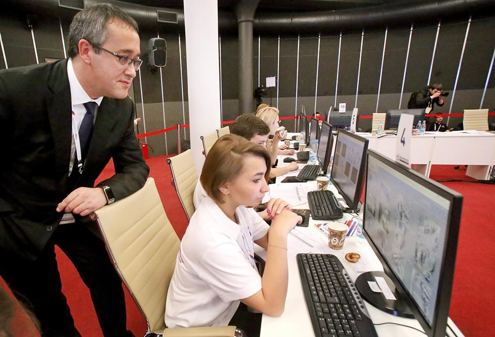 Общественный штаб Москвы по наблюдению за выборами в Госдуму