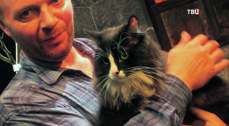 Кот Семен из пермского театра