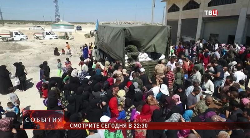"""Смотрите в 22:30 специальный репортаж """"Сирия. Год спустя"""""""