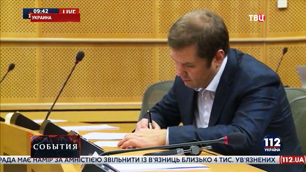 """Владелец украинского телеканала """"112"""" Андрей Подщипков"""