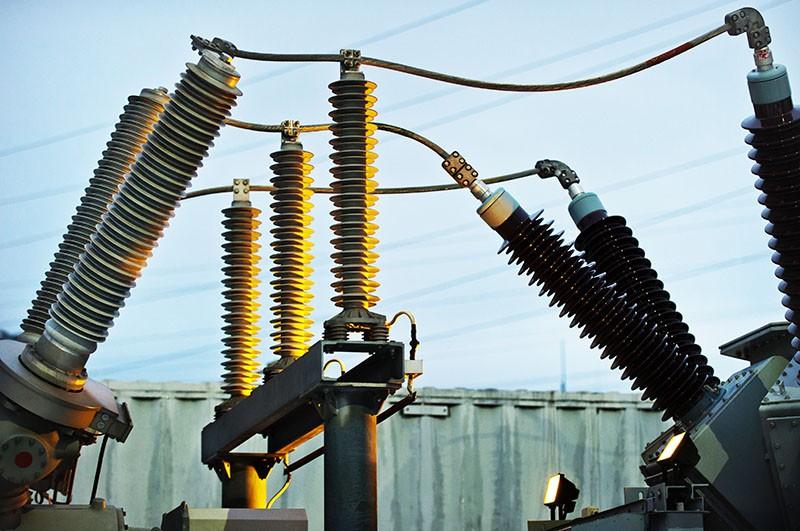 Силовое оборудование трансформаторов электростанции