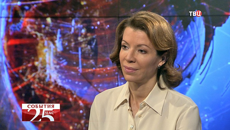 Вероника Крашенинникова, член Общественной палаты РФ