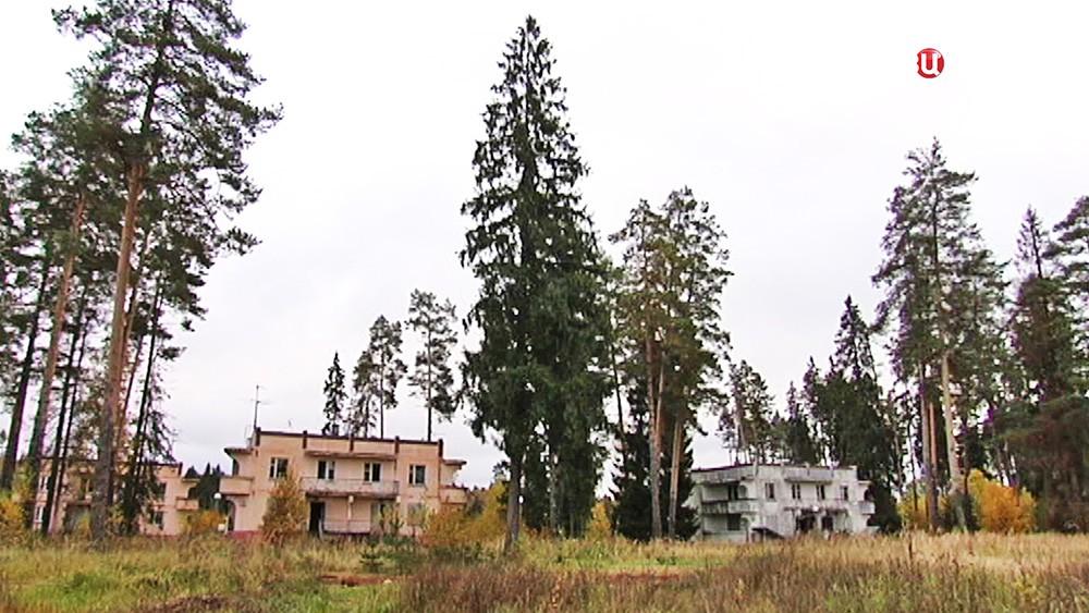 """Соседство дачного поселка с домом для бездомных """"Ной"""""""