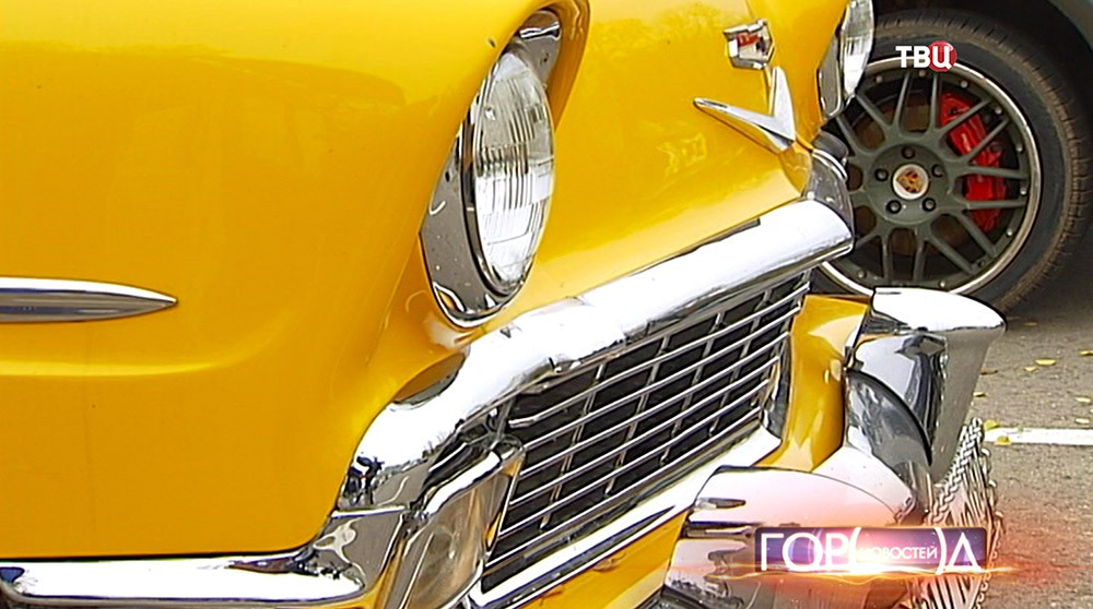 Автомобиль Chevrolet Bel Air