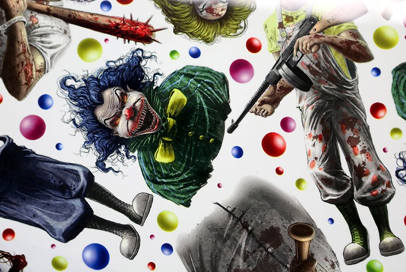 Злобные клоуны