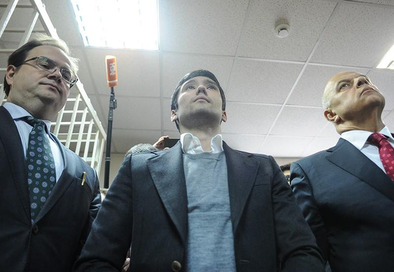 Сын вице-президента компании «Лукойл» Руслан Шамсуаров в суде