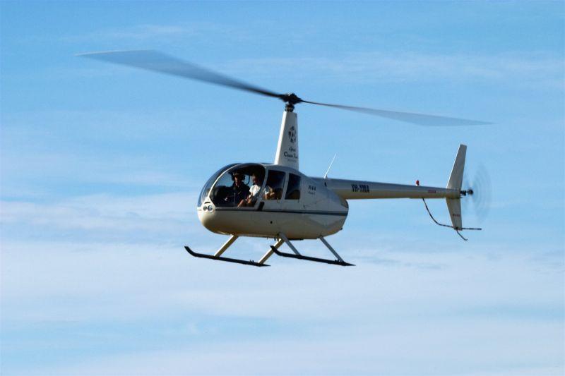 Вертолет Robinson