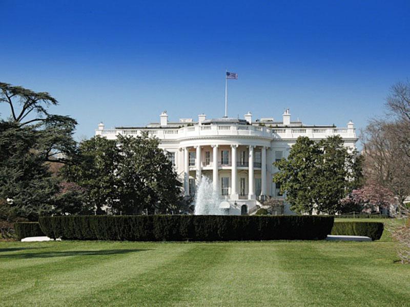 Белый дом в США