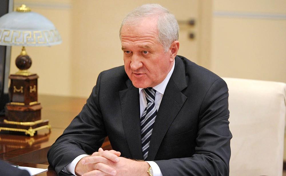 Глава таможенной службы Владимир Булавин