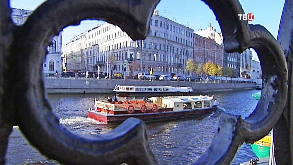 Навигация в Санкт-Петербурге