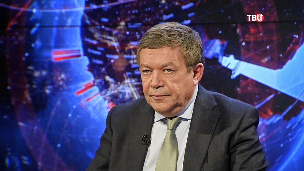 Руслан Гринберг, научный руководитель Института экономики РАН