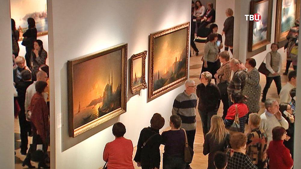 Выставка в Третьяковской галлерее