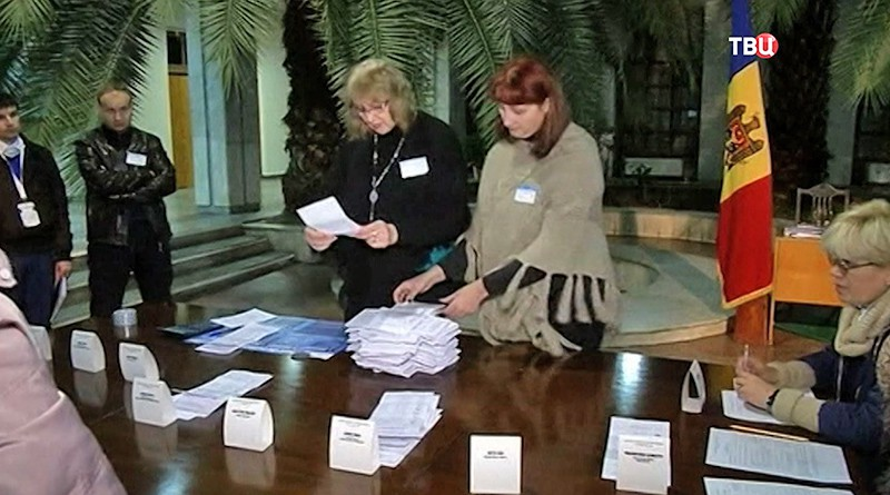 Выборы в Молдавии